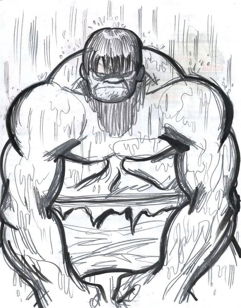 [hulk+sketch]