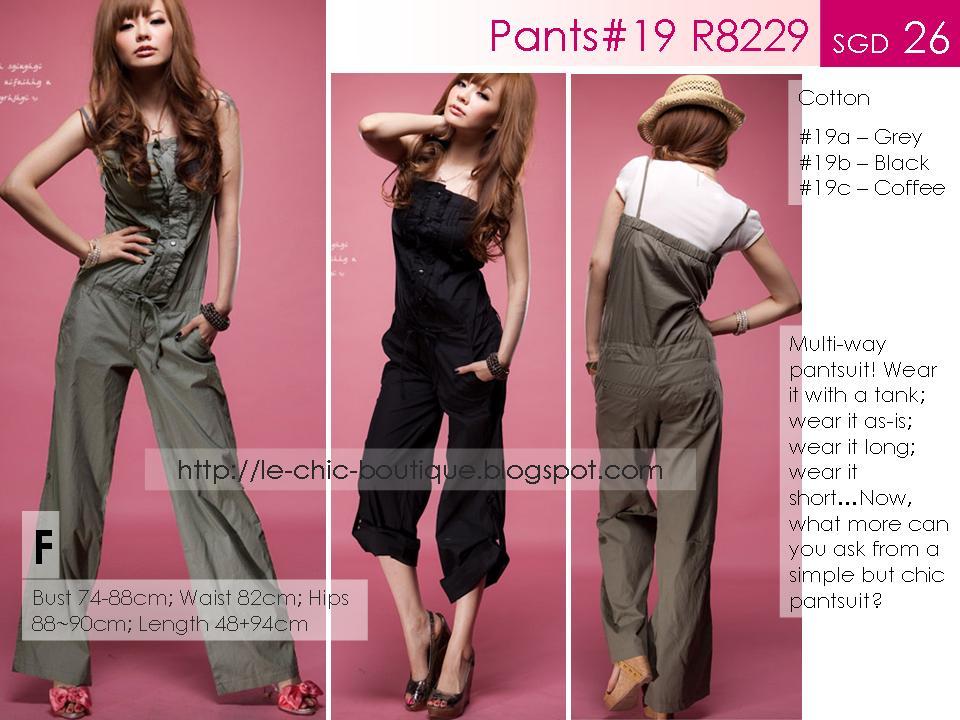 Pants#19 R8229