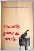 """Libro """"Trescientos gramos de poesía"""""""