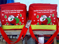 CTH LUNCH BAGS NATAL