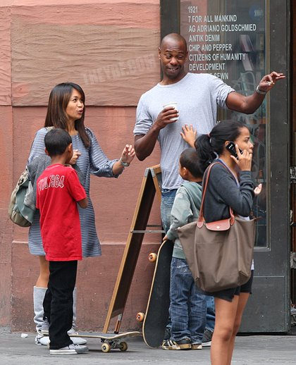 Who is dave chappelle asian wife remarkable topic