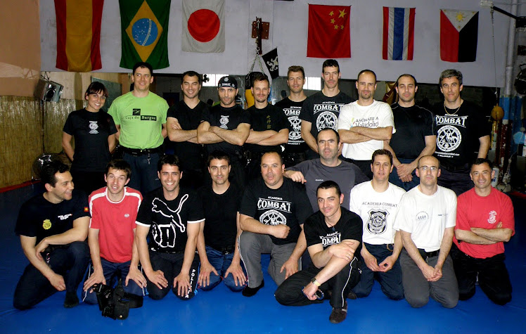 CURSO KRAV MAGA