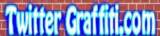 Imagem twitter graffiti plano de fundo 2
