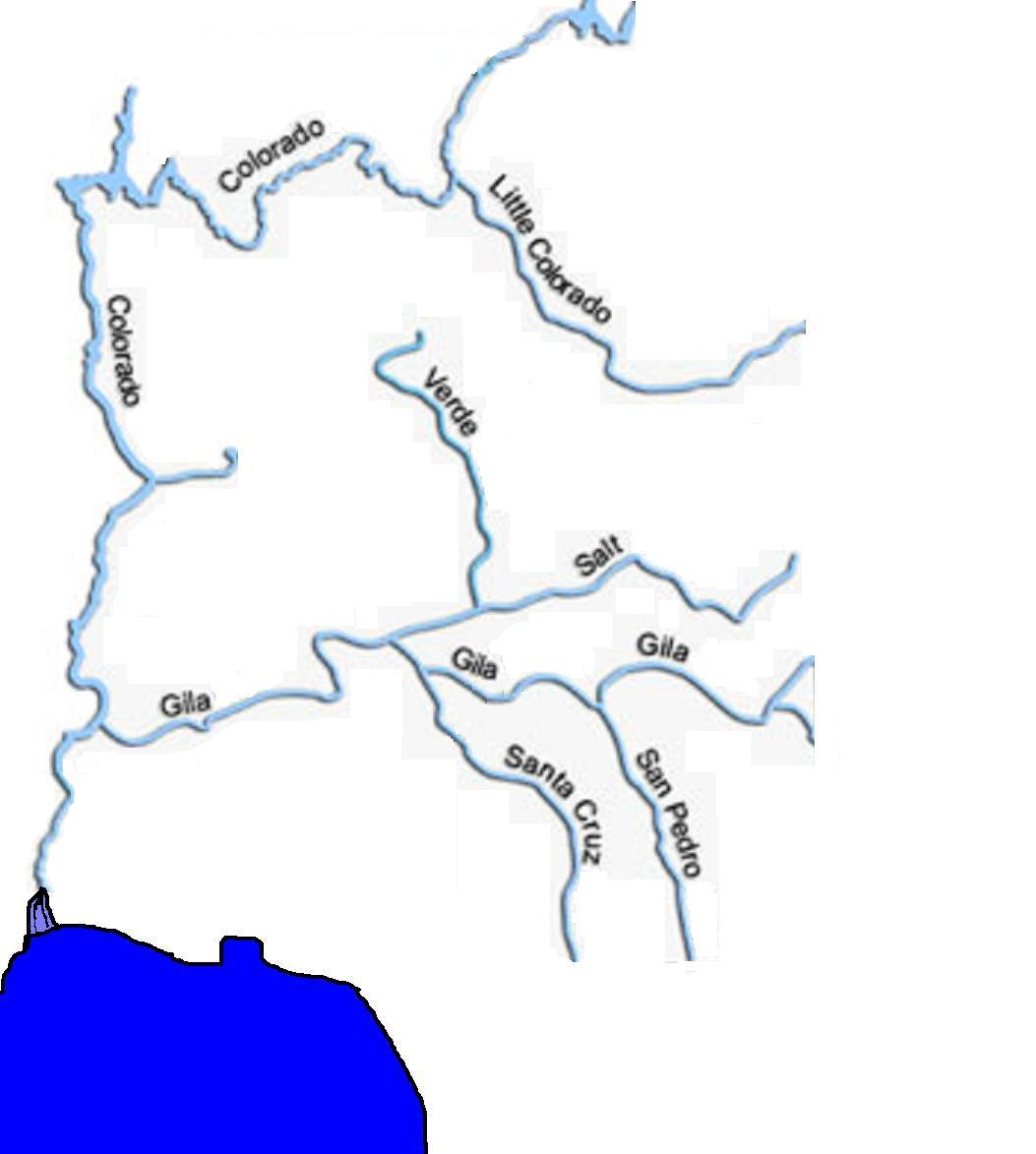 Old School Psionics River Valleys Civilization - 5 major rivers