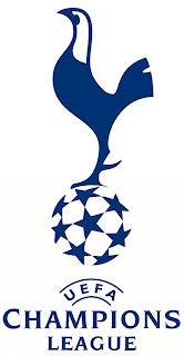 Tottenham Hotspur Champion's League Logo, Tottenham Hotspur Blog News