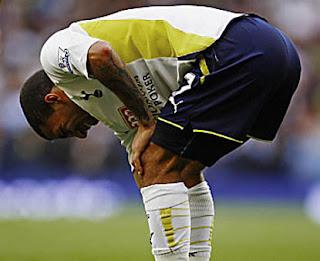 Aaron Lennon, Tottenham Hotspur Blog News