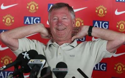 Alex Ferguson, Tottenham Hotspur Blog News