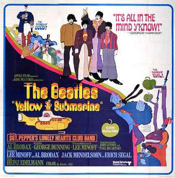 The Beatles-Yellow Submarine complete movie!