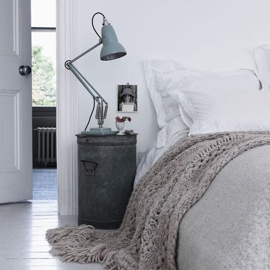 At home with nina: inspirasjon soverom