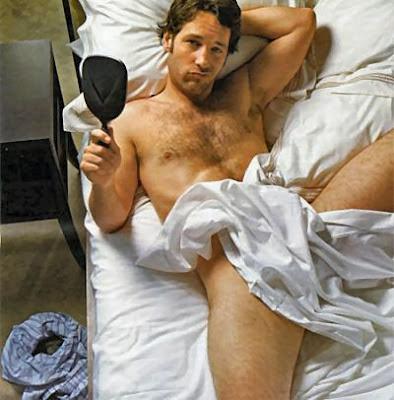 ... Paul Rudd today, my #1 gay crush.