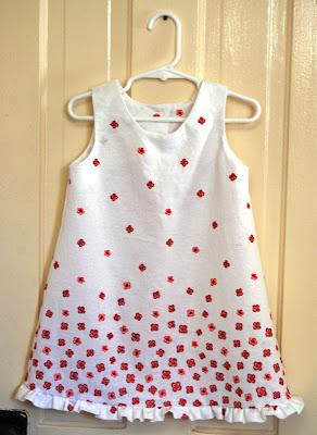 how to make a sleeveless dress
