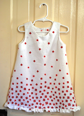 Making a 40s Dress from a Modern Pattern; Part 3 Converting to a