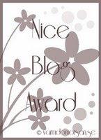award från lillis & Emma