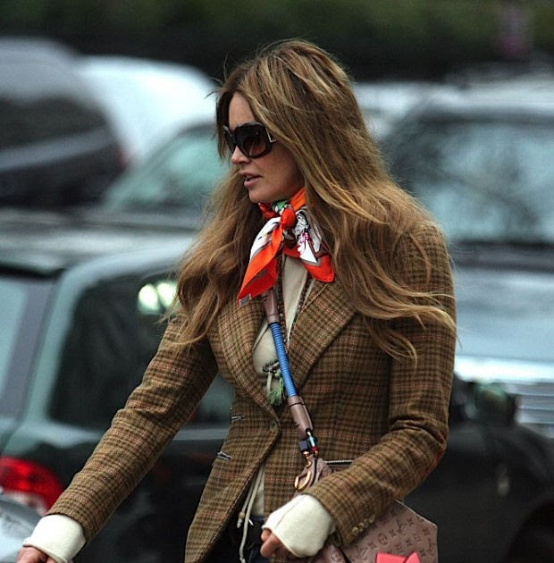 Fashion is my Obsession: Style of the Day: Elle Macpherson