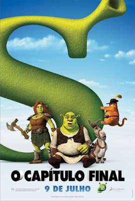 Shrek Para Sempre