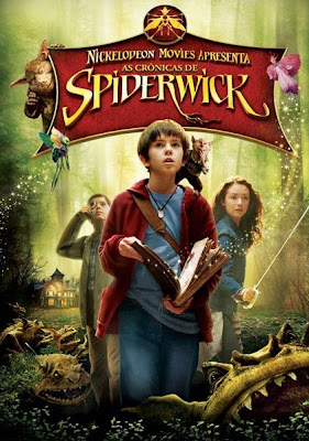 As Crônicas de Spiderwick Dublado