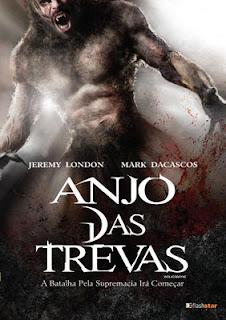 Filme Poster Anjo Das Trevas DVDRip RMVB Dublado