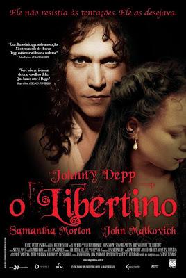 Filme Poster O Libertino DVDRip XviD & RMVB Dublado