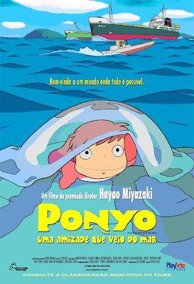 Ponyo: Uma Amizade Que Veio do Mar  Dublado 2010