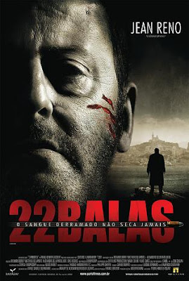 Filme Poster 22 Balas DVDRip RMVB Dublado