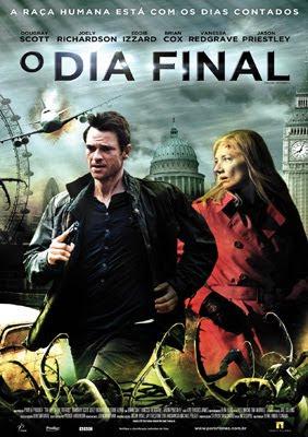 Filme Poster O Dia Final DVDRip RMVB Dublado