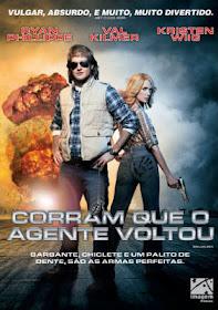 Baixar Filmes Download   Corram que o Agente Voltou (Dual Audio) Grátis