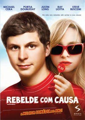 Filme Poster Rebelde Com Causa DVDRip XviD Dual Áudio & RMVB Dublado