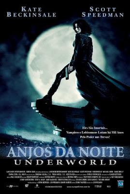 Assistir Filme Anjos da Noite 1 – Underworld Dublado Online