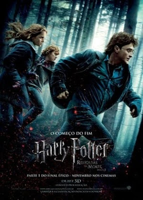Assistir Filme Online Harry Potter e as Relíquias da Morte Parte 1 Dublado