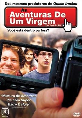 As Aventuras De Um Virgem (Dual Audio)