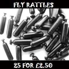 cheap fly rattles