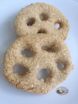 Biscuiti pentru Pesah