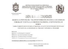 Consejos Municipales