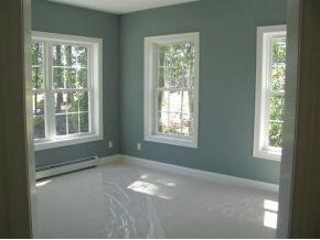 deux maison benjamin moore amherst grey. Black Bedroom Furniture Sets. Home Design Ideas