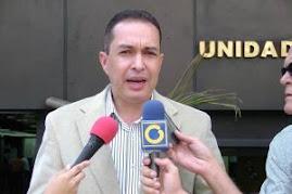 Portada Nacional                 Detienen al prefecto de Caracas Richard Blanco