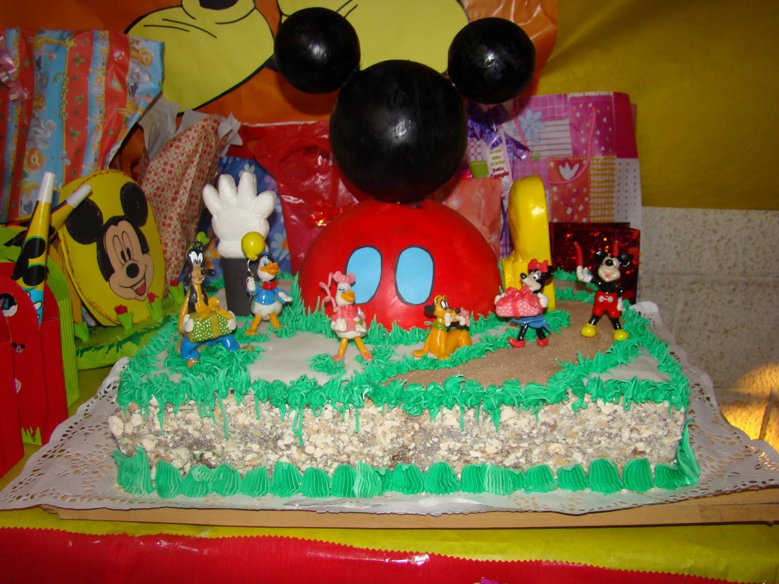 Mickey Mouse cumpleaños - Imagui