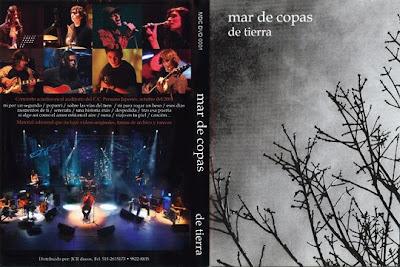 Mar de Copas _ De Tierra _ DVD