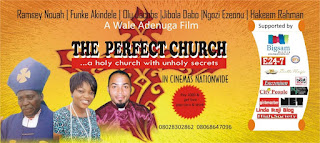 Last week, <b>Wale Adenuga</b> beat his chest that his second feature <b>film</b>,