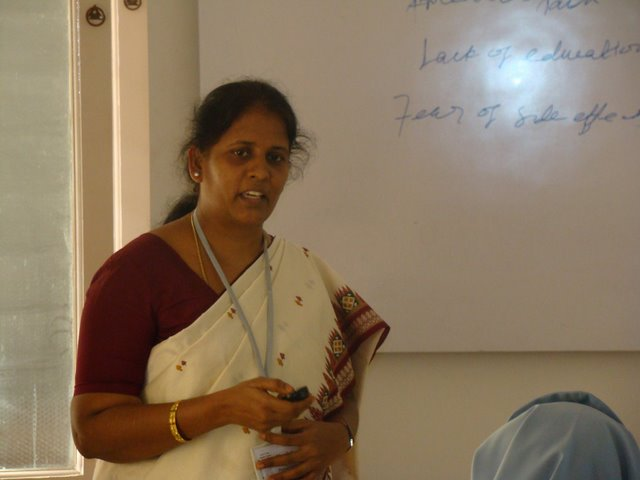 Shakela Murali, RN