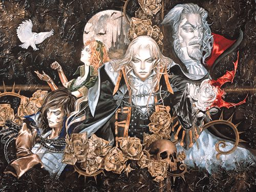 Download Castlevania Sinfony Of Night [Español] [PSX]  +Emulador Configurado