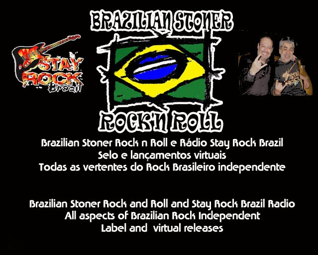 Brazilian Stoner Rock'n Roll