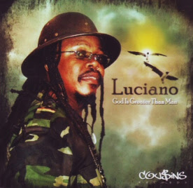Luciano, god is creator than man