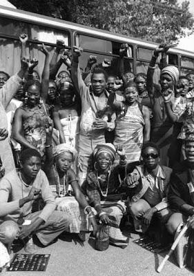 Fela et ses musiciennes