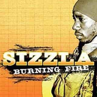 sizzla burning fire