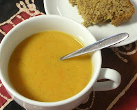 Laura's Carrot Soup