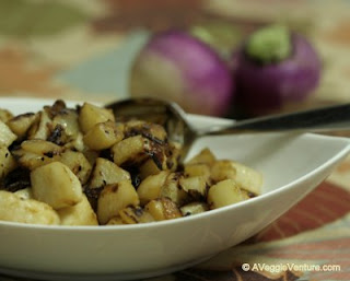 A low-carb alternative to fried potatoes