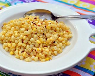 Corn Cayenne