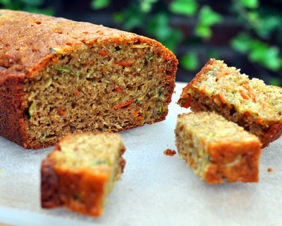 Carrot & Zucchini Bread