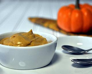 Pumpkin Dip vy A Veggie Venture