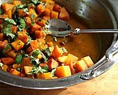 February - Sweet Potato & Butternut Squash Tagine